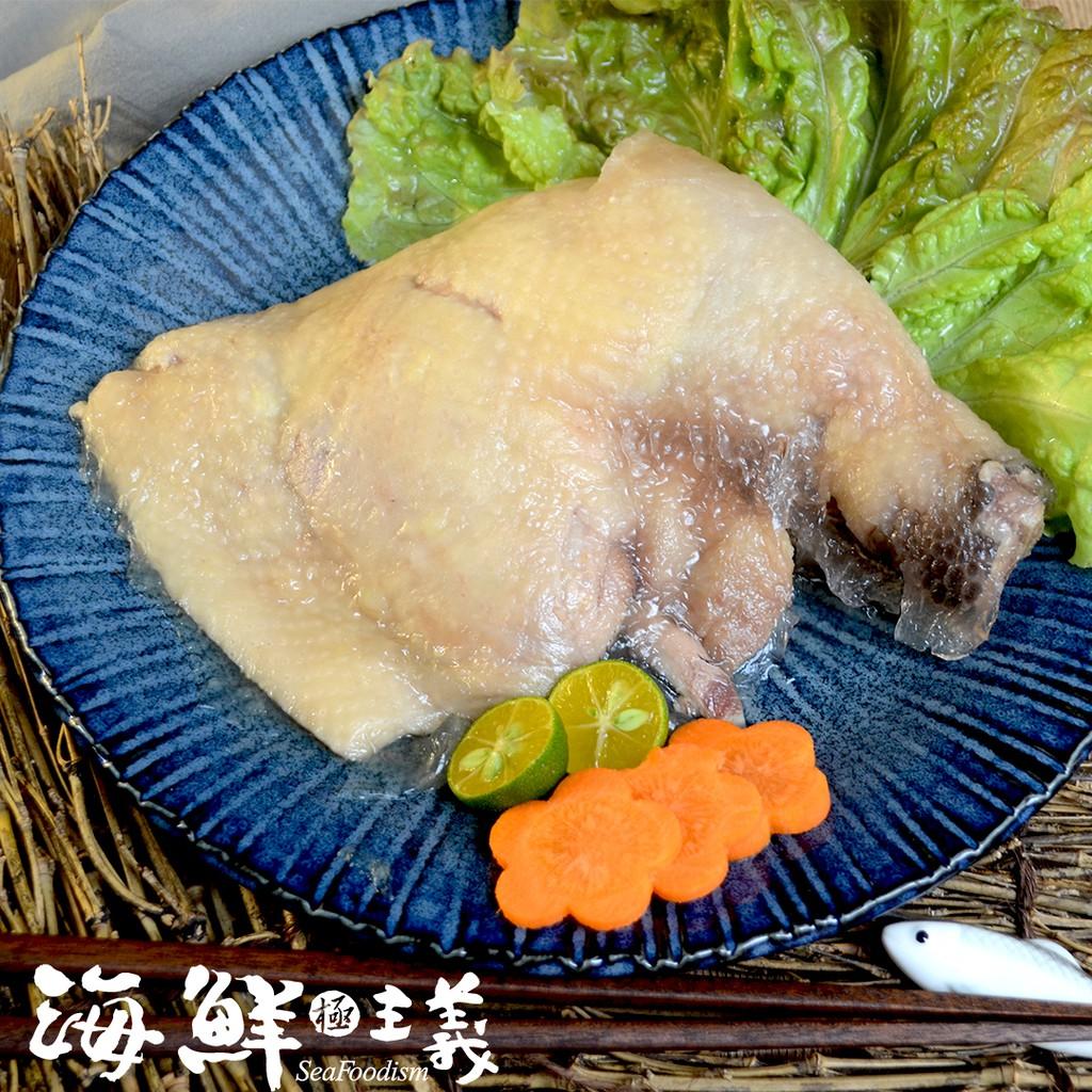 【海鮮主義】油雞腿 (300g/隻)