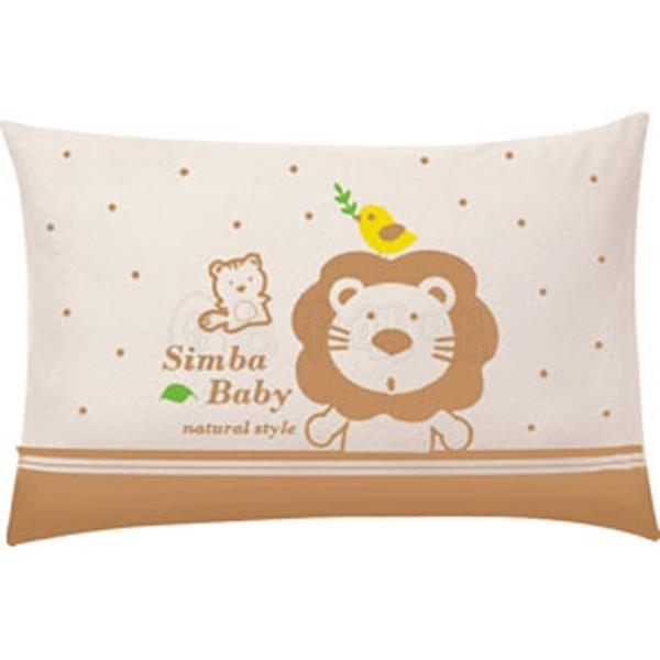 小獅王辛巴Simba-有機棉兒童枕
