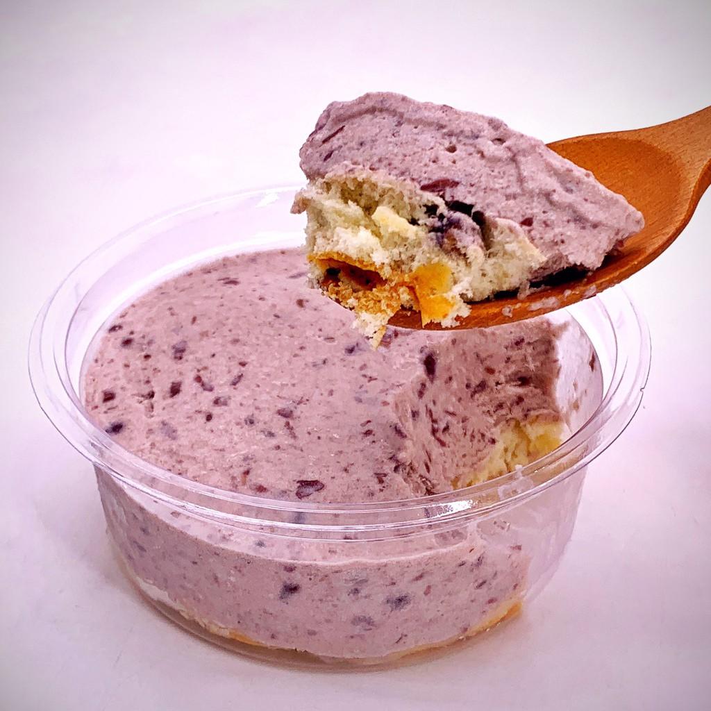 黃正宜生酮餐 76卡紅豆冰淇淋蛋糕