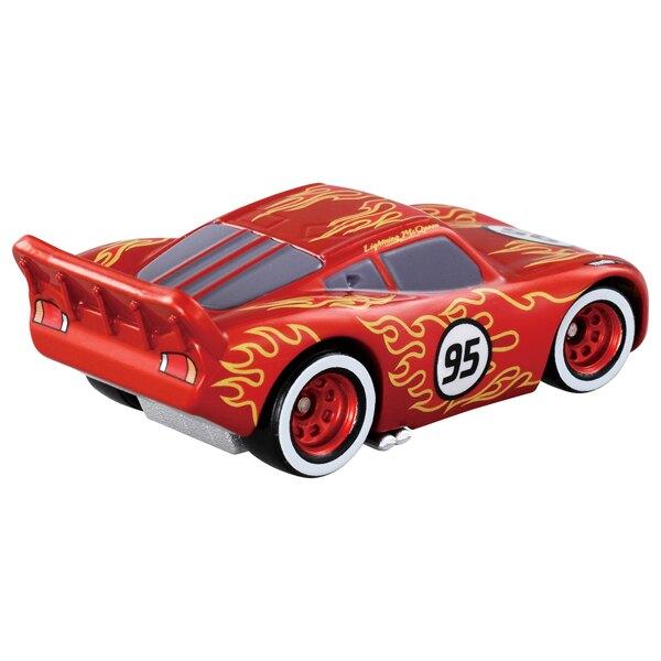 TOMY車 閃電麥昆 C25 cars 汽車總動員 多美 小車 tomica takara 模型小車 4904810153726 真愛日本
