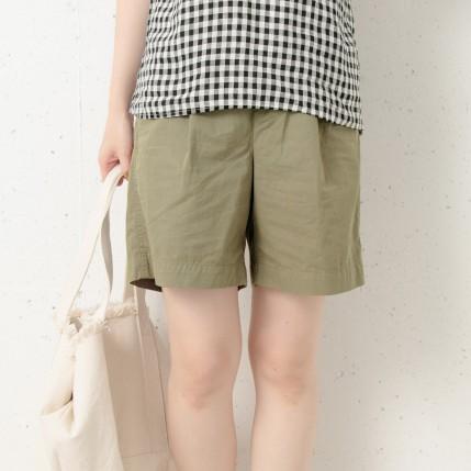 【Sonny Label】棉質短褲