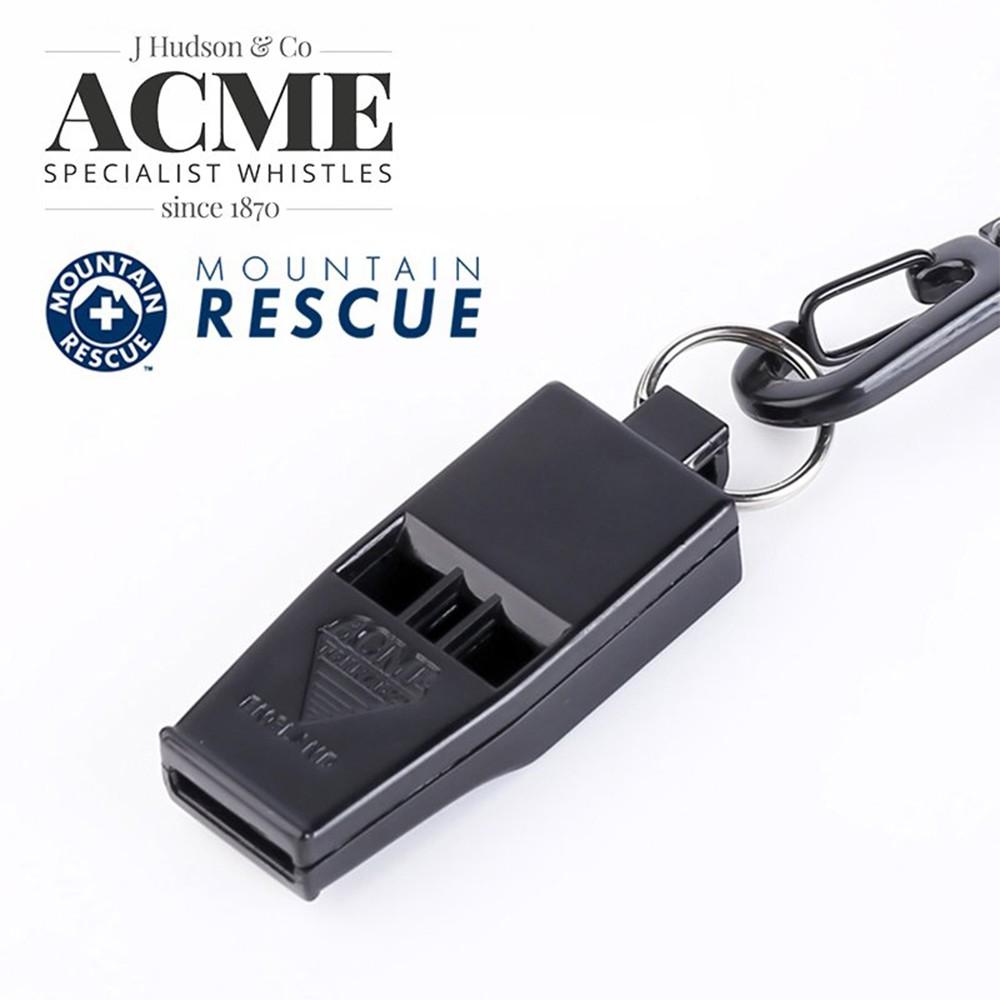【英國 ACME】636 高音頻求生哨 (龍捲風哨扁型) ACME636 (顏色隨機出貨)