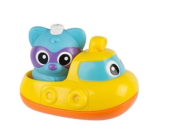 小饅頭**playgro培高玩具 探險浣熊號(PG4087629)