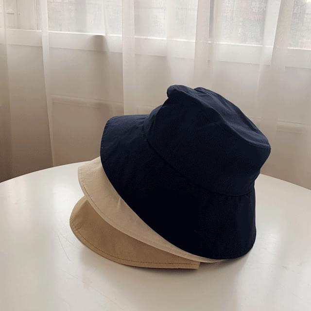 韓國空運 - Daily Basic Bucket Hat Bung Hat 帽子
