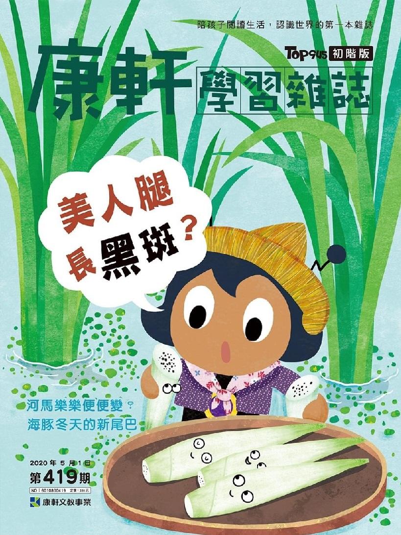 康軒學習雜誌(一年24期)初階版