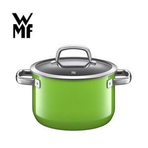 【德國WMF】Naturamic系列20cm高身湯鍋(綠)