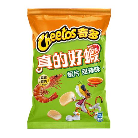 奇多蝦片-甜辣口味47g