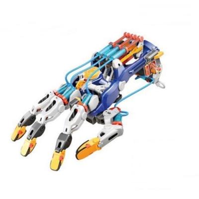 台灣製造Pro skit寶工液壓機械手套GE-634(左右手皆適且無需電池與馬達)賽博格手ELEKIT模型科學玩具