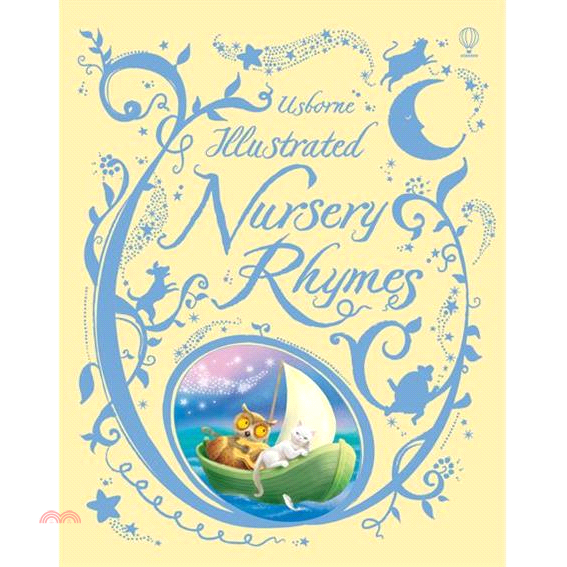 Illustrated Nursery Rhymes Slipcase【三民網路書店】(精裝)[5折]