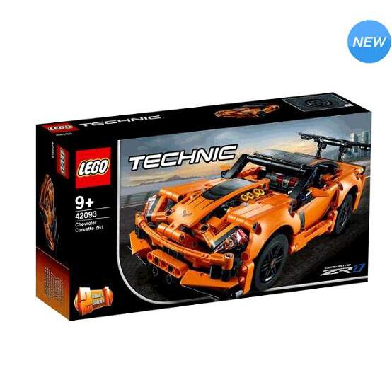 Lego 科技系列 Chevrolet Corvette ZR1 W125044