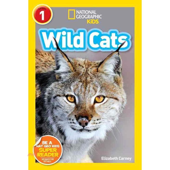 Wild Cats (NGR: Level 1)【三民網路書店】[73折]
