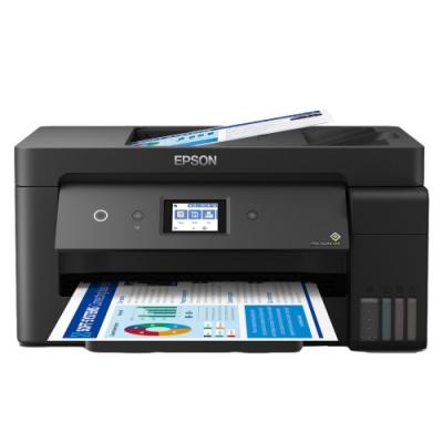 EPSON L14150 A3+高速雙網連續供墨複合機 + T03Y100-400原廠四色墨水一組