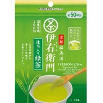 伊右衛門 インスタント緑茶 宇治の露製茶