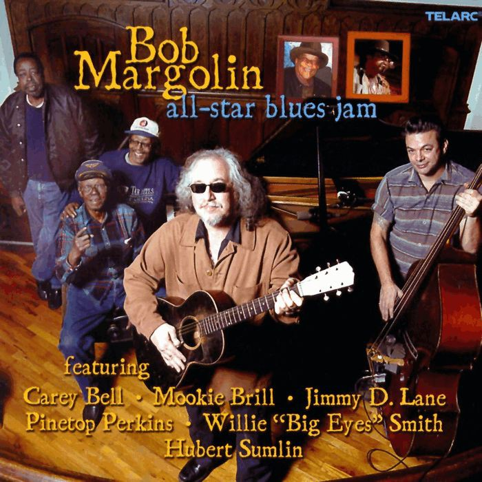 巴布馬格林 藍調群星會 Bob Margolin All Star Blues Jam 83579