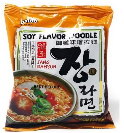 韓國 Paldo 八道 御膳味噌拉麵 5入 600G