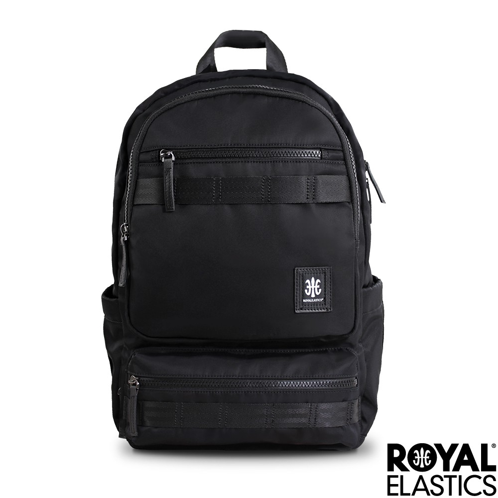 Royal Elastics - 經典多功能大後背包 - Knight 闇黑騎士系列 廠商直送 現貨