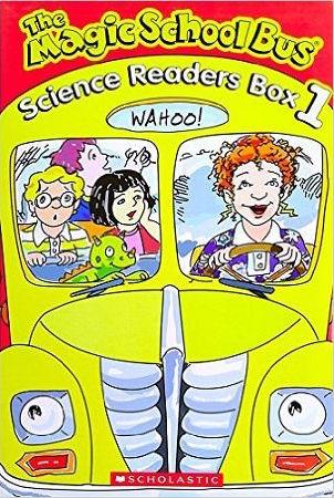 魔法校車科學讀本(1)Magic School Bus Science Readers Box 1