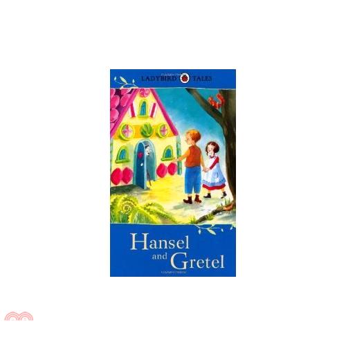 Hansel and Gretel【三民網路書店】(精裝)[5折]