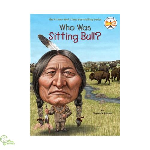 Who Was Sitting Bull?【禮筑外文書店】[75折]