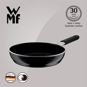 WMF Fusiontec 平底煎鍋 24cm (黑色)