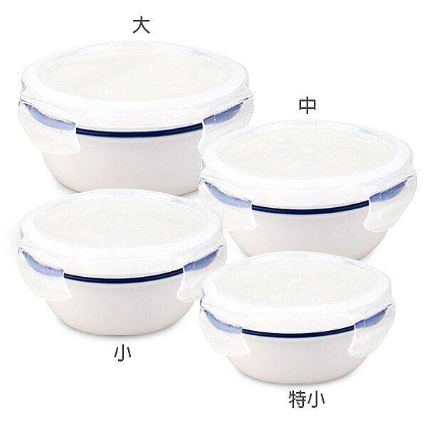 堯峰陶瓷 密封蓋陶瓷保鮮碗 中號 (保鮮碗|微波|泡菜沙拉碗|上班族便當|月子餐專用)