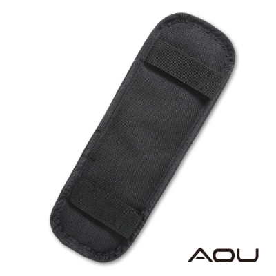 AOU 台灣製造 減壓可拆式肩片 耐磨可水洗 單肩包肩片 後背包肩片 包帶配件 03-019