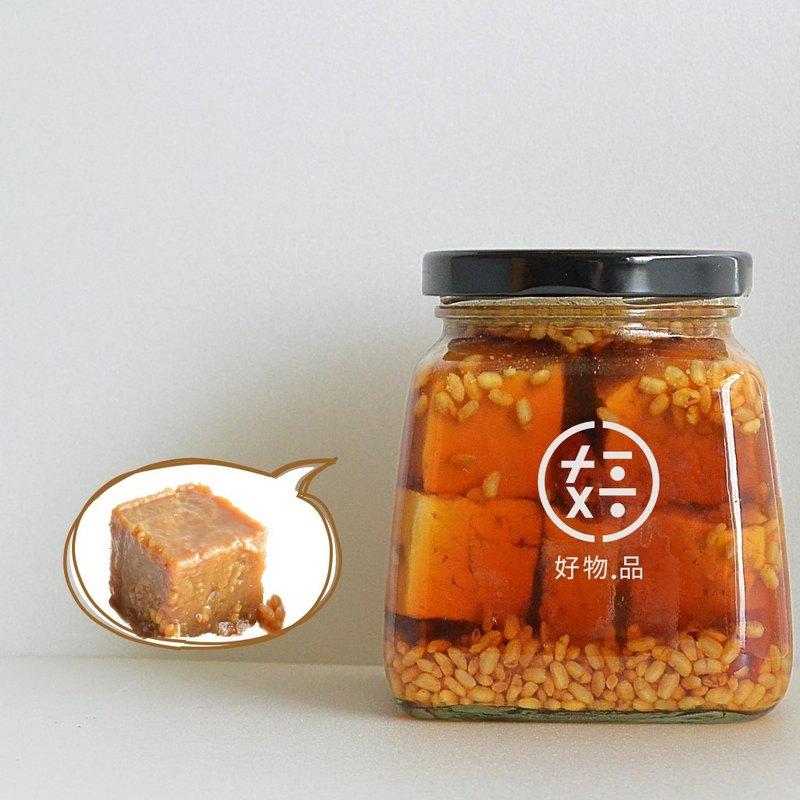 (團購組/免運)微酒香手工豆腐乳(一組8罐/每罐480g/8-9塊豆腐乳)