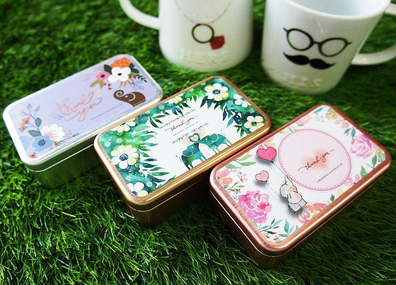 【團購免運】囍茶系列--甜蜜大方盒20組(120入心形茶包)/婚禮小物