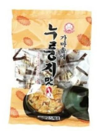 韓國 MAMMOS 鍋巴糖135g 鍋粑糖