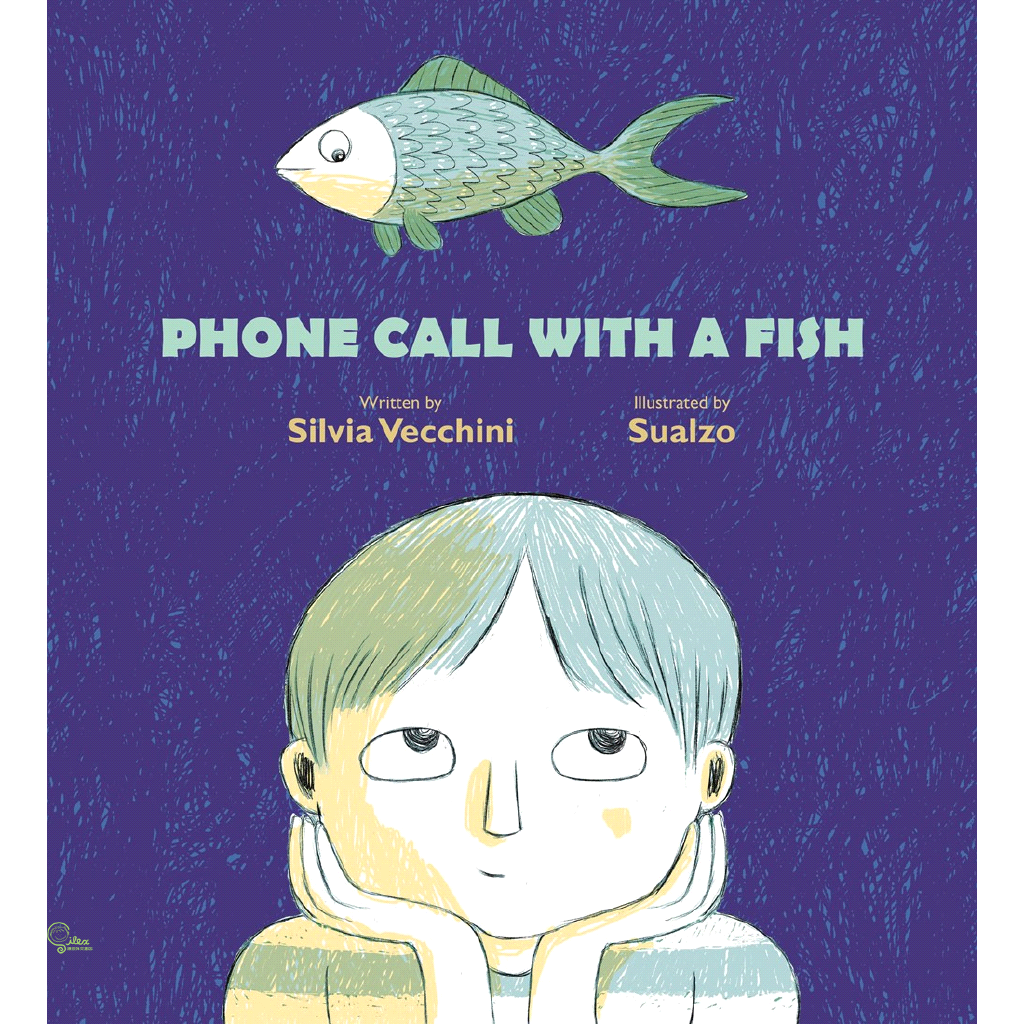 Phone Call With a Fish【禮筑外文書店】(精裝)[79折]