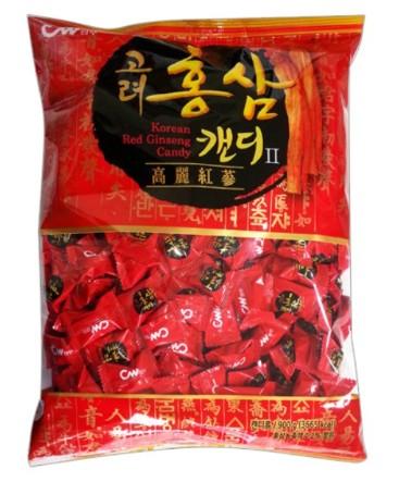 韓國紅蔘糖 900G