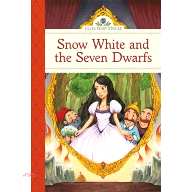 Snow White and the Seven Dwarfs【三民網路書店】(精裝)[66折]