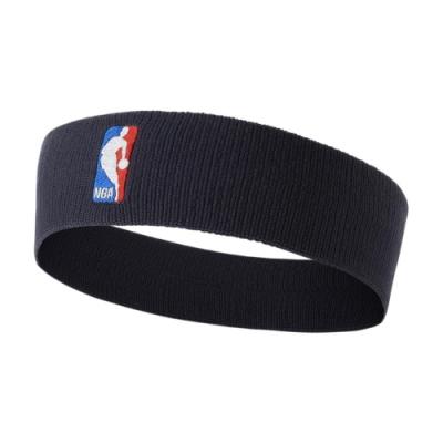 Nike 頭帶 Nike NBA Headband 男女款 Dri-FIT 吸濕排汗 透氣 運動穿搭 深藍 NKN02464OS