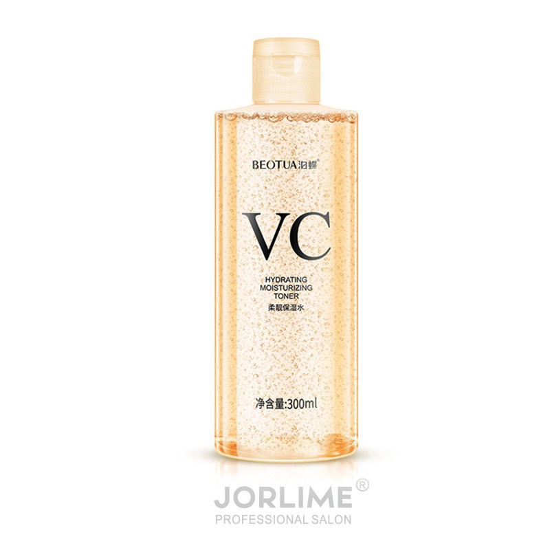 VC柔靚保濕化妝水 橙果香 500ml