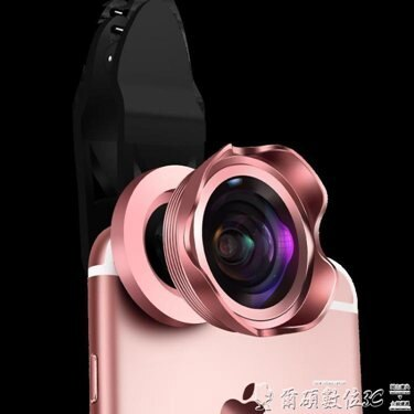 【免運】特賣直播攝像頭第一衛手機鏡頭廣角魚眼微距iPhone直播補光燈攝像頭LX  喜迎新春 全館8.5折起