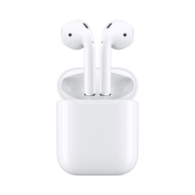 《★2019新款限時優惠》開始﹕現在開始結束﹕隨時結束數量有限.售完為止 網路價$5290.限時價$4190★全新的 Apple H1 耳機晶片驅動 無線 AirPods,全新登場。只須將它們拿出,就