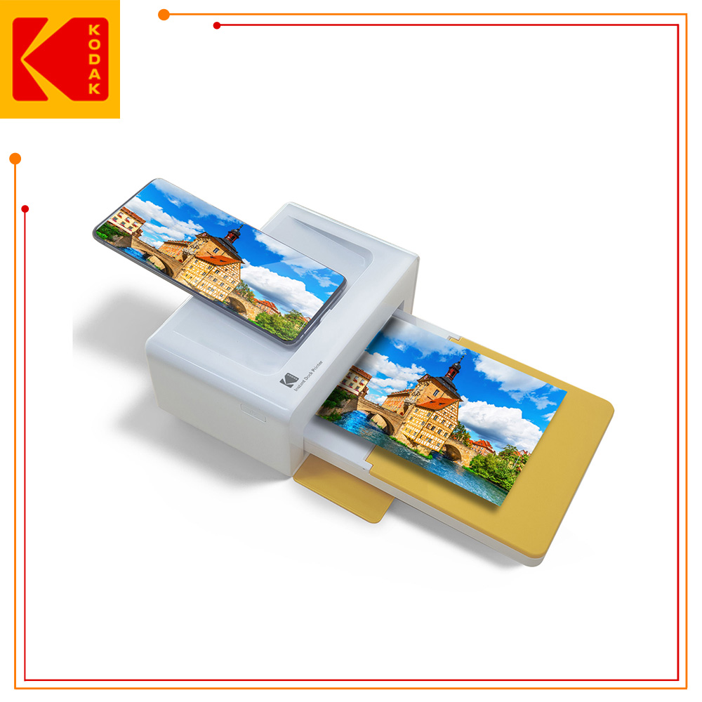 KODAK 柯達 PD460 即可印相印機 (公司貨)