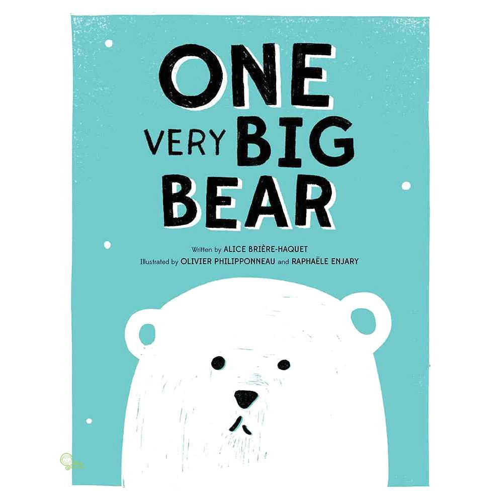ONE Very Big Bear【禮筑外文書店】(精裝)[79折]