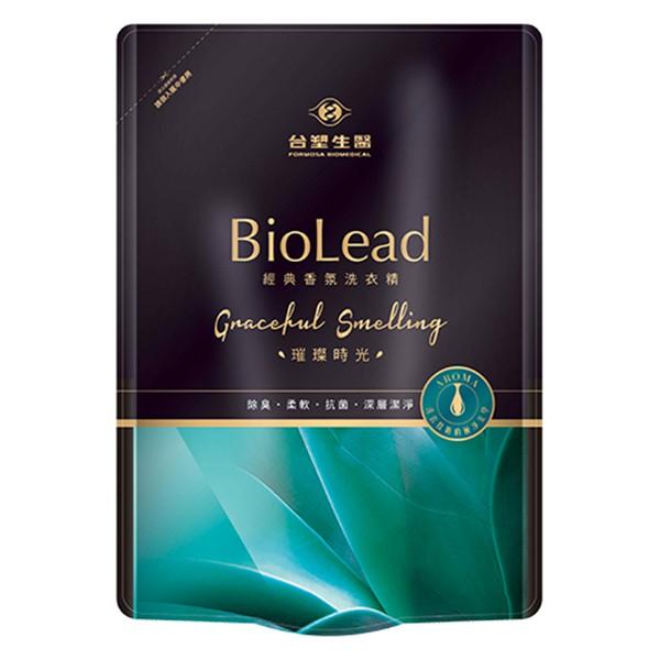 台塑生醫BioLead經典香氛洗衣精璀璨時光補充包【康是美】