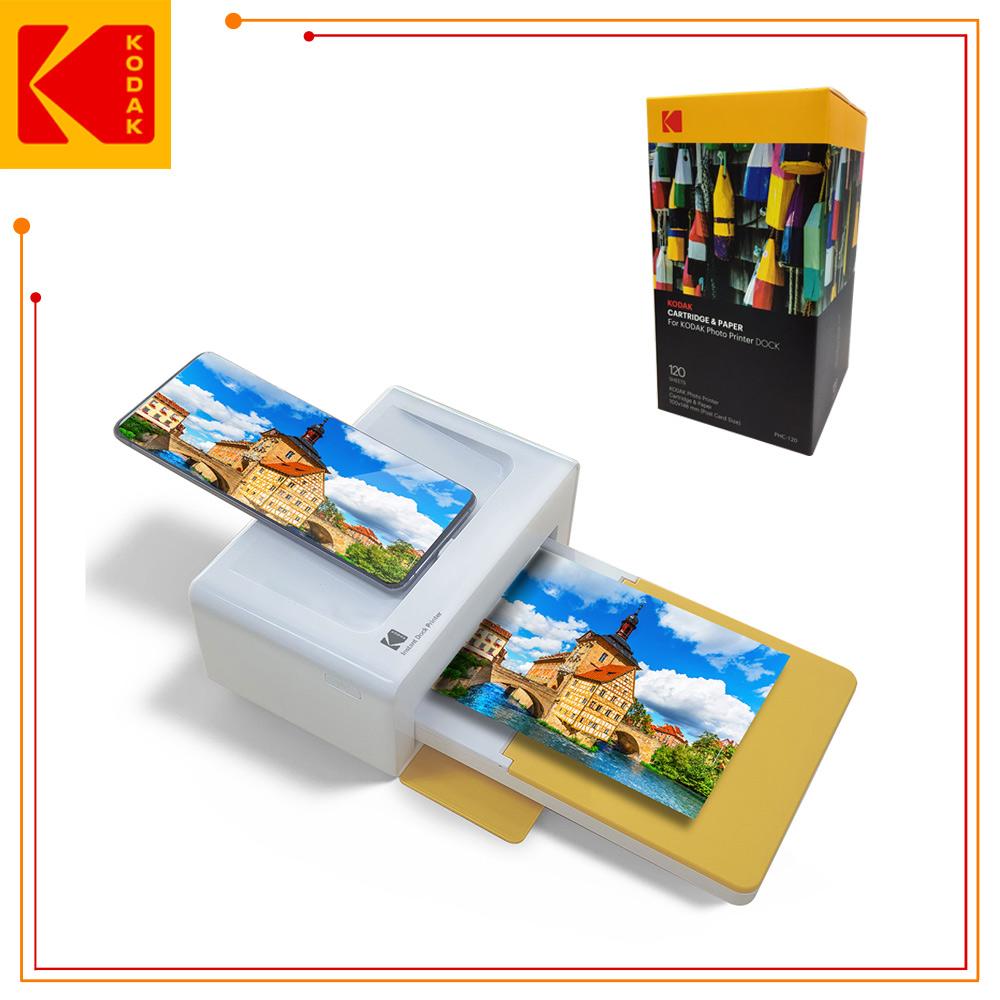 KODAK 柯達 PD460 即可印相印機 (公司貨) 贈送120張相紙