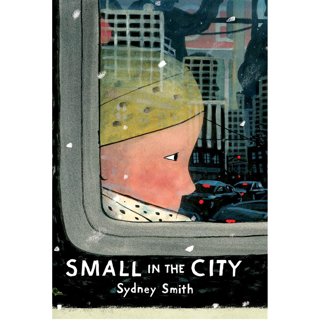 Small in the City (精裝本)(美國版)【禮筑外文書店】[68折]