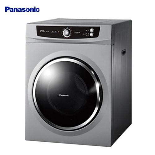 【Panasonic 國際】 7公斤落地型乾衣機 P.T.C.陶瓷電熱器 NH-70G-L