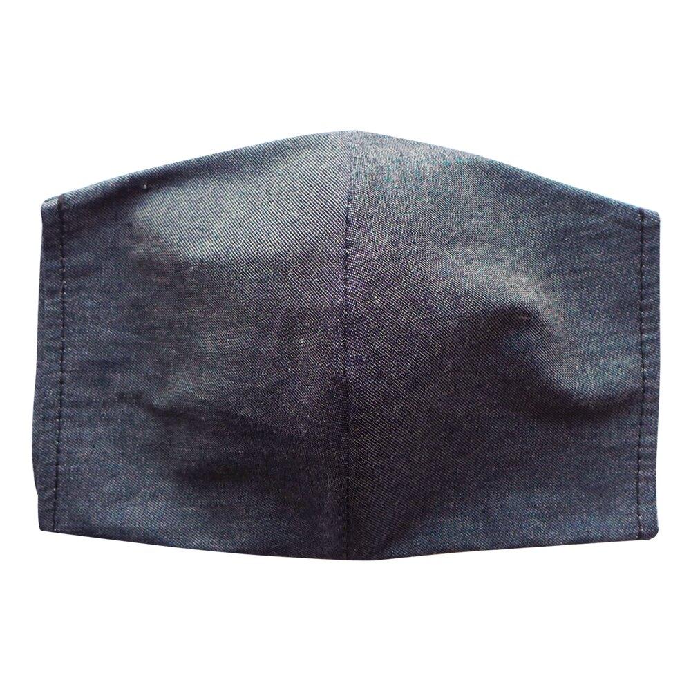 百諾優沉穩色立體口罩套(5入組) 口罩布套/台灣製/3D口罩/布口罩 澄境 CL028