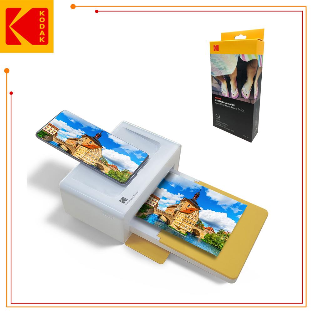 KODAK 柯達 PD460 即可印相印機 (公司貨) 贈送40張相紙