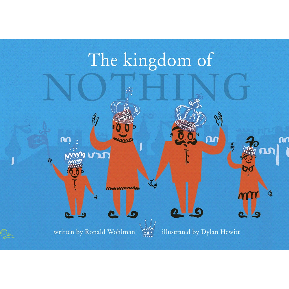 The Kingdom of Nothing【禮筑外文書店】(精裝)[79折]