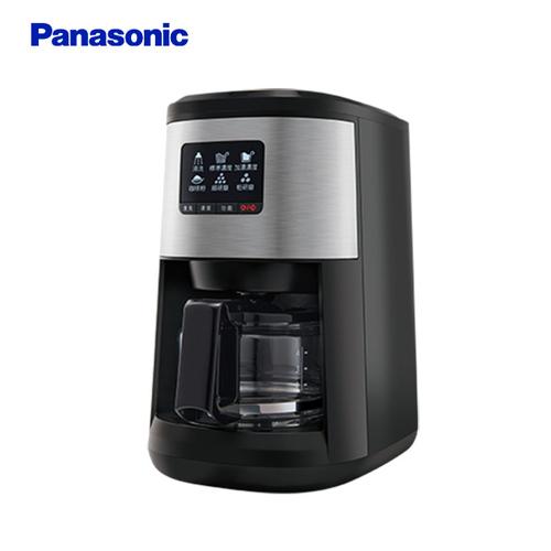 ★贈咖啡豆 NC-SP1701★ | Panasonic | 國際牌 四人份全自動雙研磨美式咖啡機 NC-R601