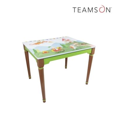 Teamson 童趣手繪木製兒童桌子 (2款)