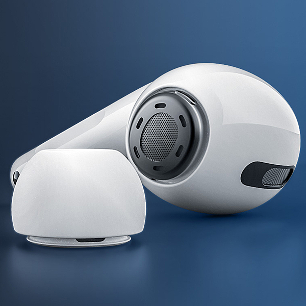 TOTU AirPods Pro 矽膠 耳帽 替換 保護套