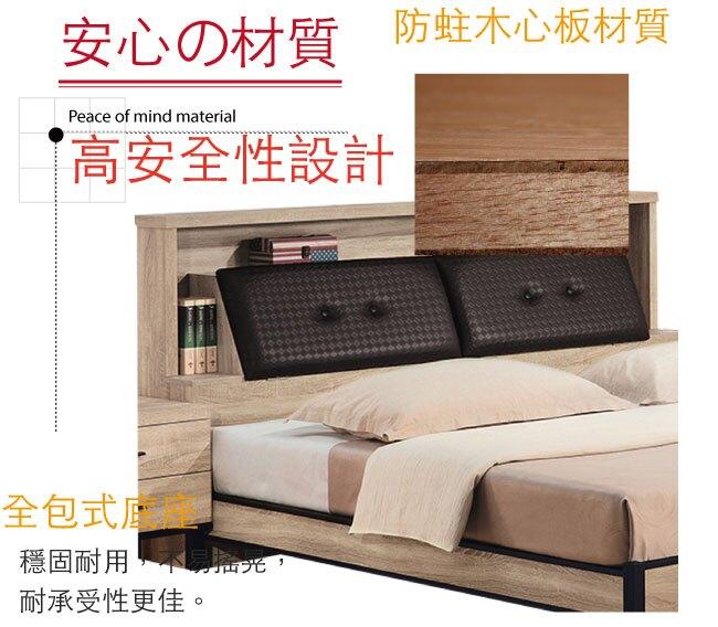 【綠家居】法菲德 現代5尺皮革雙人床頭箱(不含床底+不含床墊)