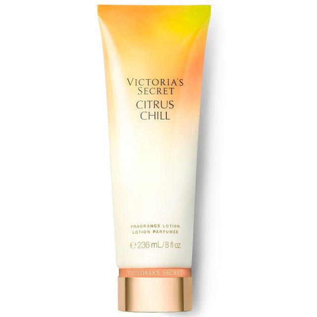 《Victorias Secret維多利亞的秘密》香氛身體乳液-Citrus Chill【清涼柑橘】236ml